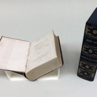 """First American Edition of """"Moby-Dick, or, the Whale"""""""