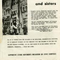 Strike Papers: California: California State College, Long Beach