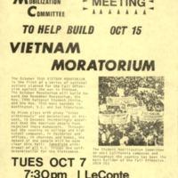 Strike Papers: California: University of California, Davis
