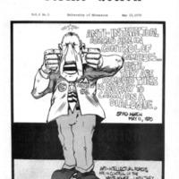 Strike Papers: Minnesota: University of Minnesota