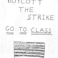 Strike Papers: Nevada: University of Nevada