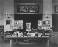 Library Children's Book Exhibit, Administration Building